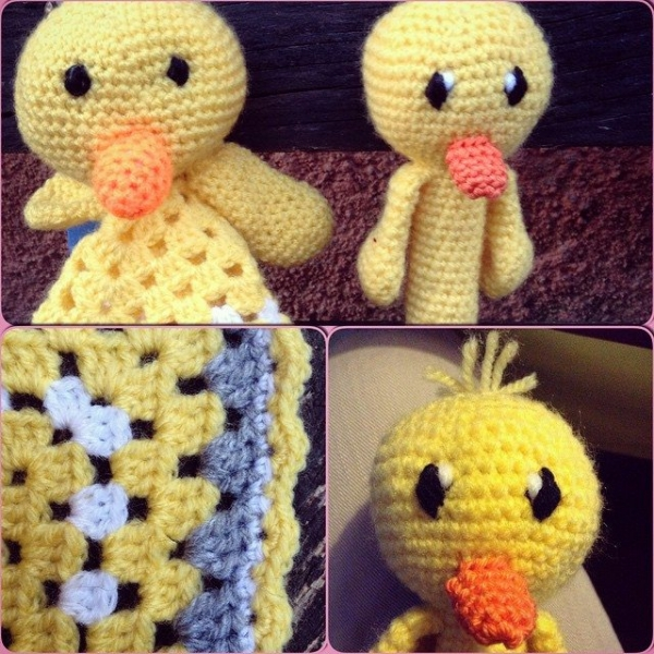 mimamami_creations crochet duck