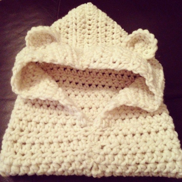 missmotherhook crochet hooded cowl