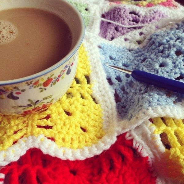 natasjaking crochet blanket