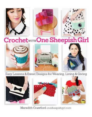 one sheepish girl crochet book