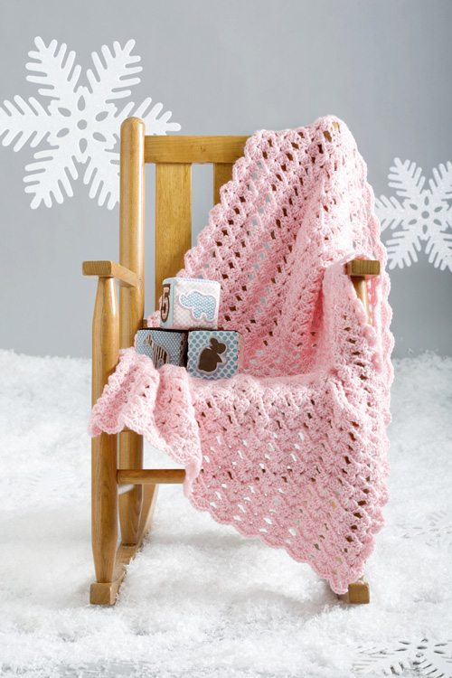 one skein blanket