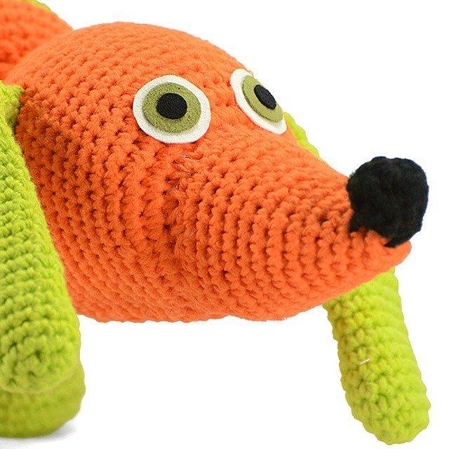 pattihaskins crochet dog