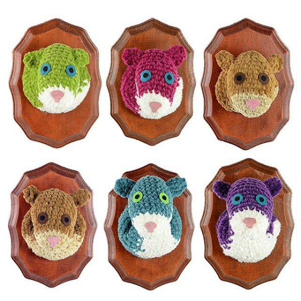 pattihaskins crochet squirrels