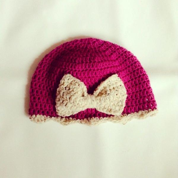 poppymaycrochet crochet hat