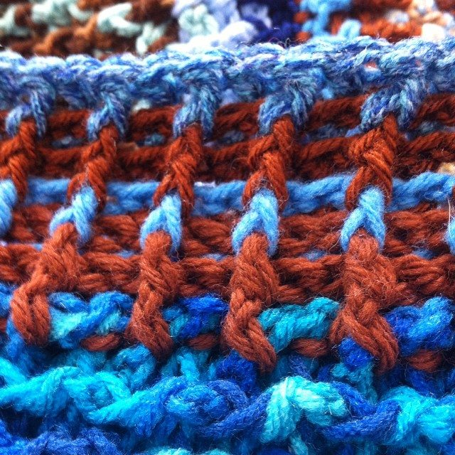 post stitch crochet