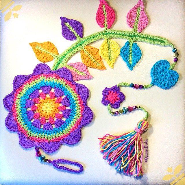 queen_babs crochet flower 2