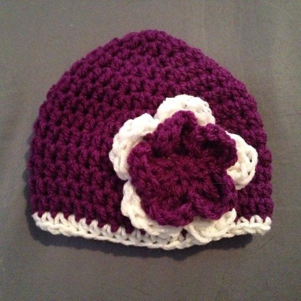 rachconcan crochet hat