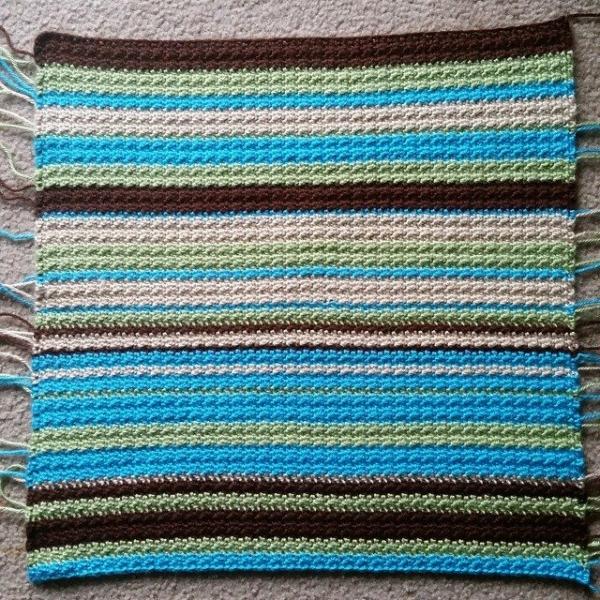 samyaun crochet blanket