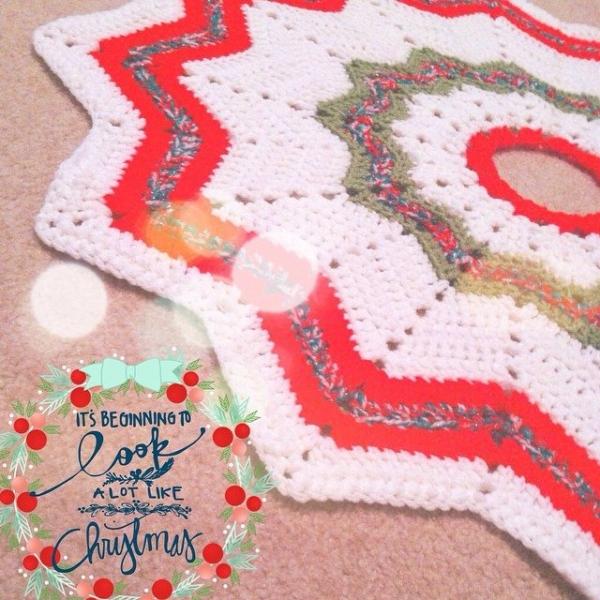 sapphire314 christmas crochet