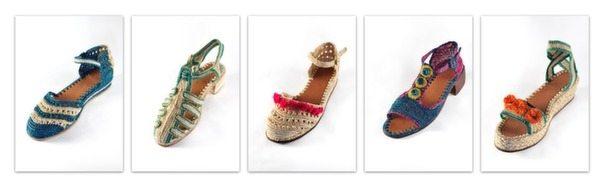 celiab crochet fashion