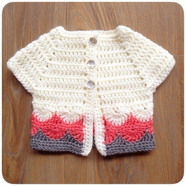 shara_made crochet cardi