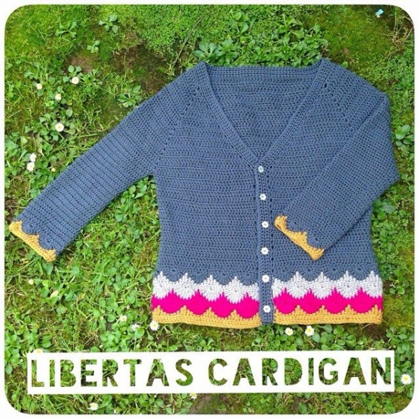 shara_made crochet cardigan