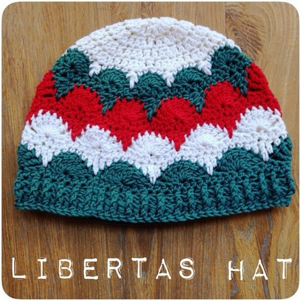 shara_made crochet hat 2