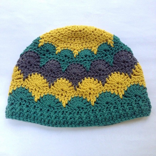 shara_made crochet hat