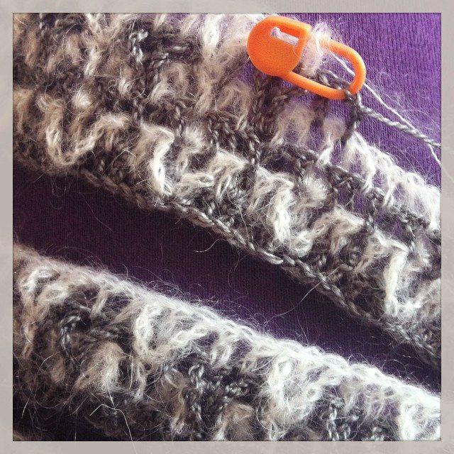 stehpaniedavies crochet mohair