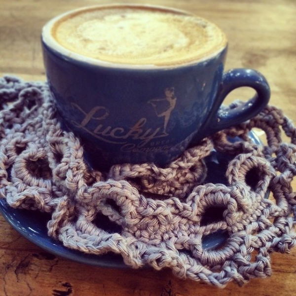 stelcrochet crochet grey