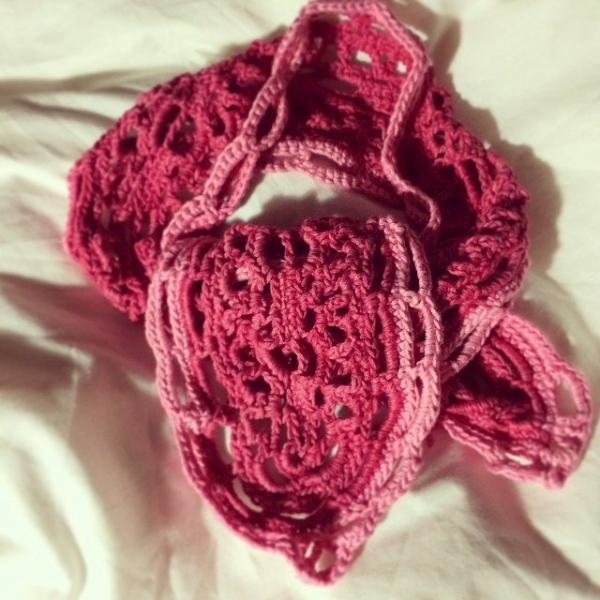 stelcrochet crochet scarf 2