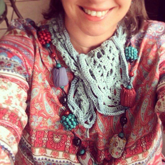 stelcrochet crochet scarf 4