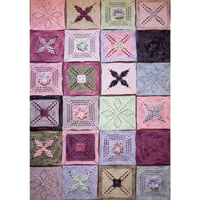 stephaniedavies crochet cal