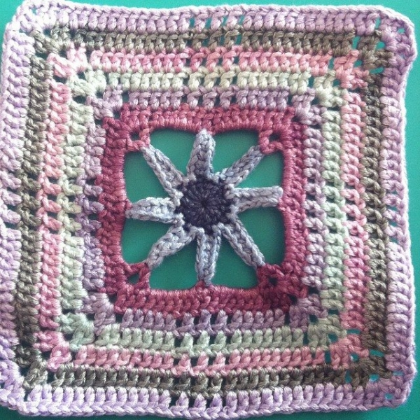 stephaniedavies crochet square