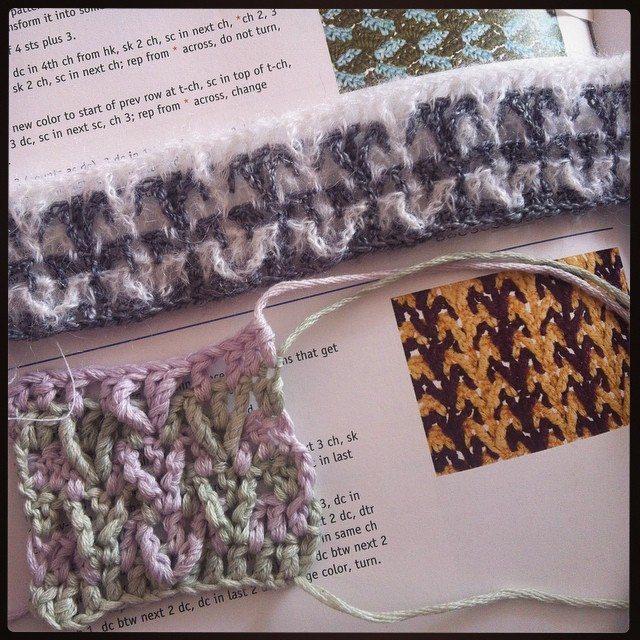 stephaniedavies crochet wips