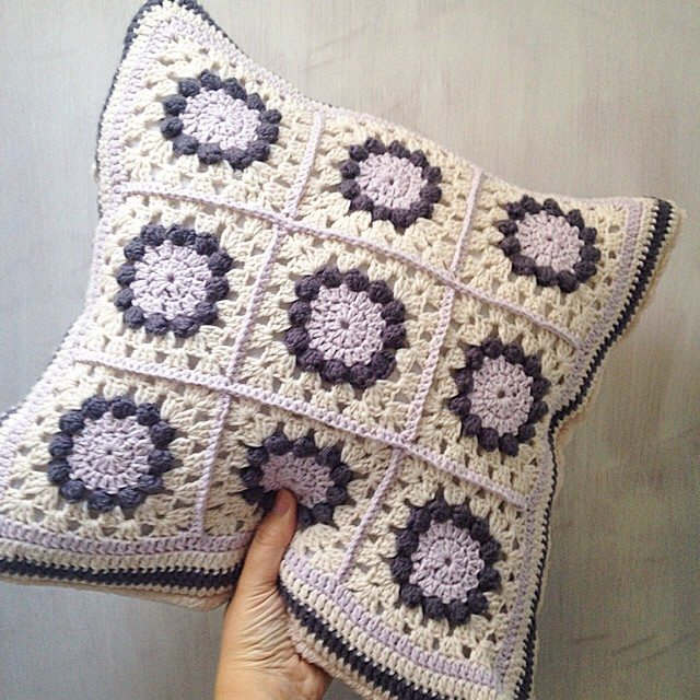 sweet_sharna_makes crochet cushion