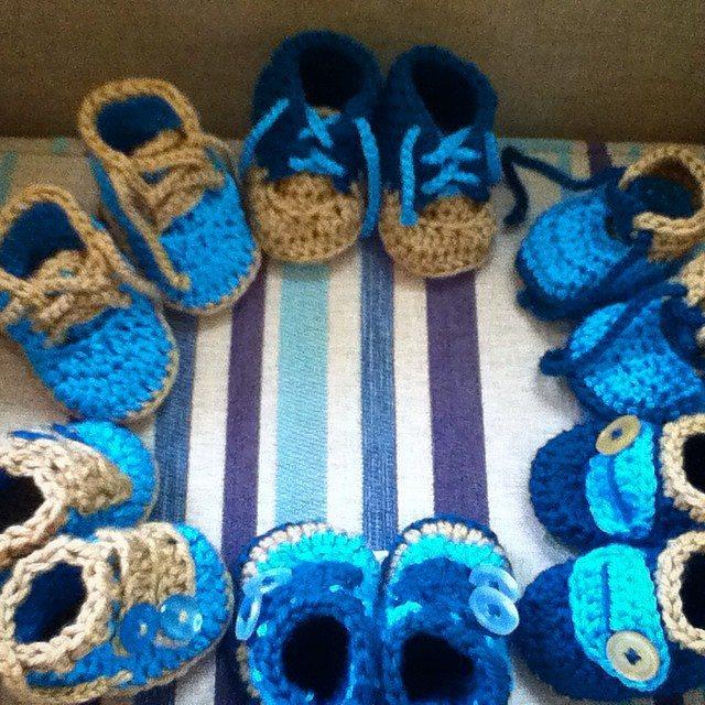 the_yarn_artisan crochet shoes