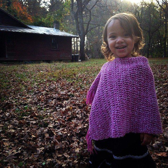 woolyana crochet shawl 2