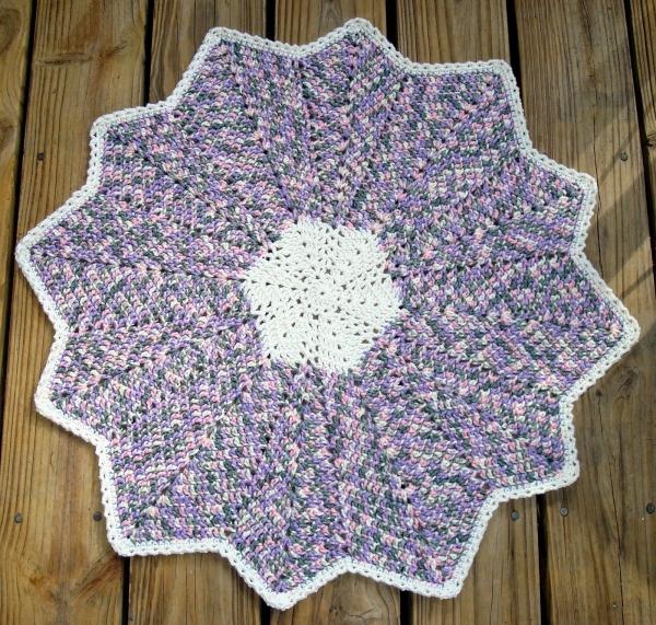 debi crochet blanket ripple