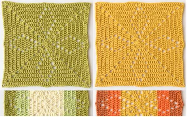 sheepjes cal crochet square