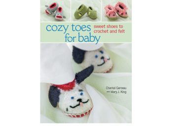 cozy toes crochet book