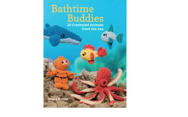 bathtime buddies crochet book
