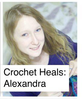crochet heals