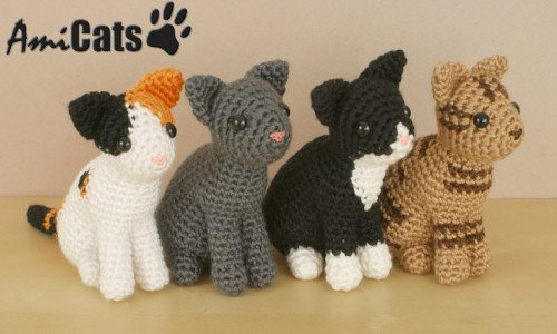 Amigurumi Black Cat Pattern : 44 Best 2015 Crochet Patterns to Purchase
