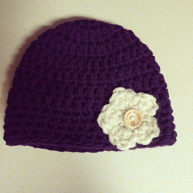 audra_hooknowl crochet hat