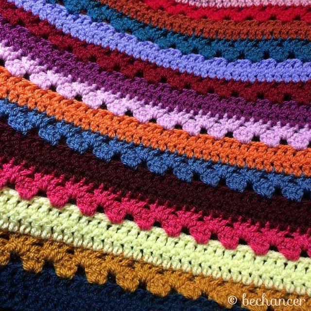 bechancer crochet blanket