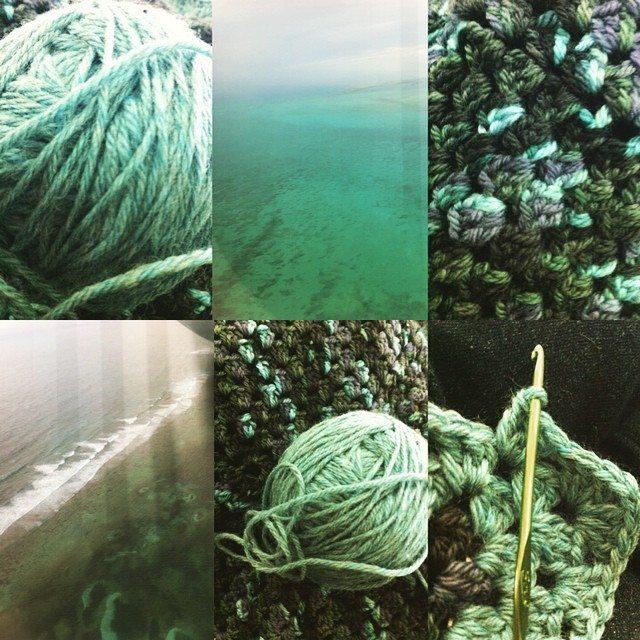 belize crochet and ocean