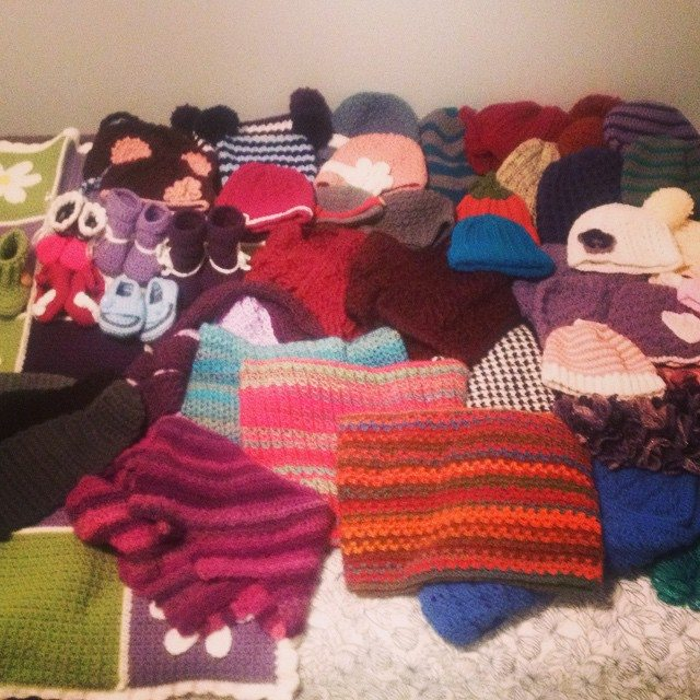 carefulcatherine crochet wips