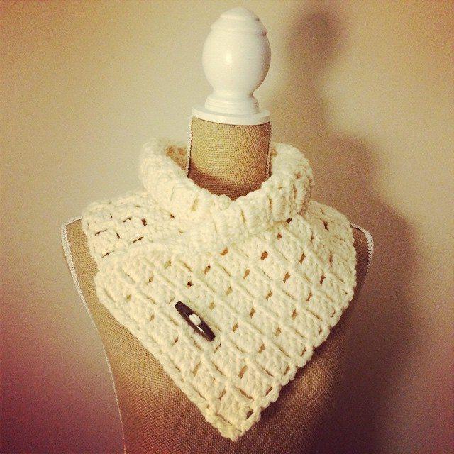 chelleclapham crochet scarf