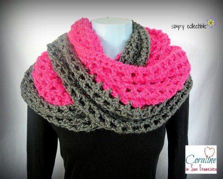 cowl wrap free crochet pattern