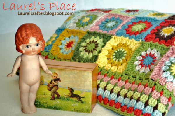 crochet blanket free pattern