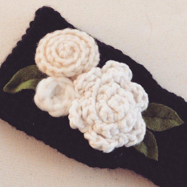 cuddlebugkids crochet headband