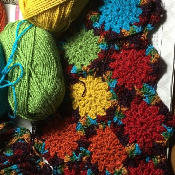 darna.82 crochet blanket