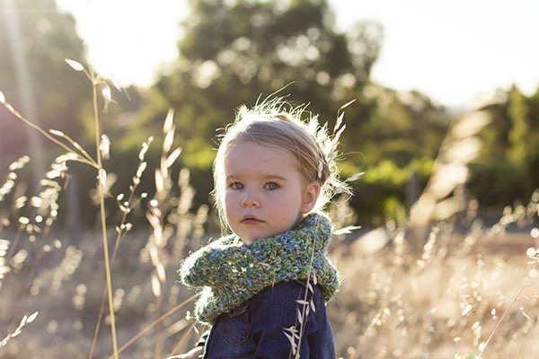 easy free v-stitch crochet cowl pattern