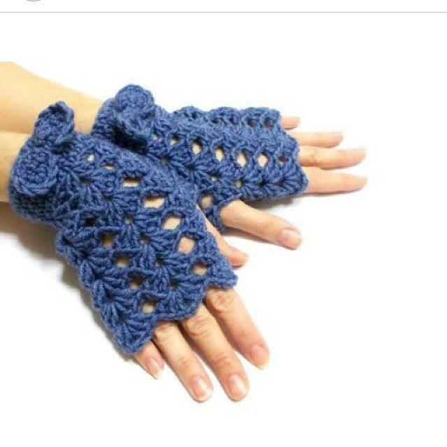 easy_do crochet fingerless gloves