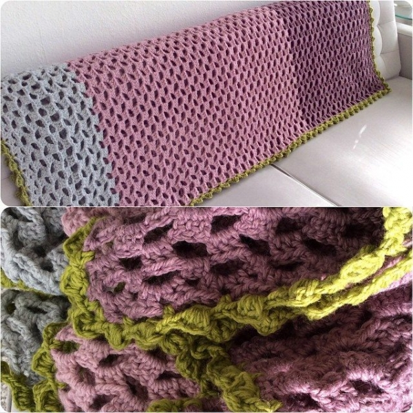 elisabethandree crochet blankets
