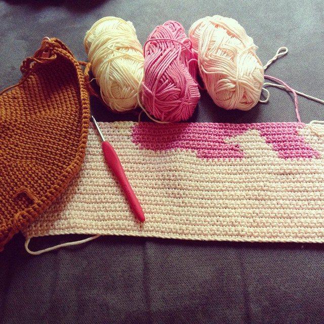 flamingpot crochet