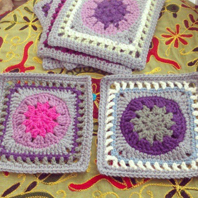forestflowerdesigns crochet squares 2