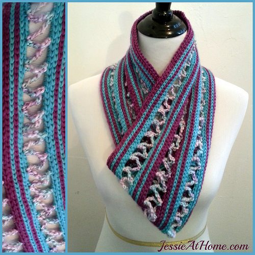 Free Cowl Pattern To Crochet : 84 Beautiful Free Crochet Patterns