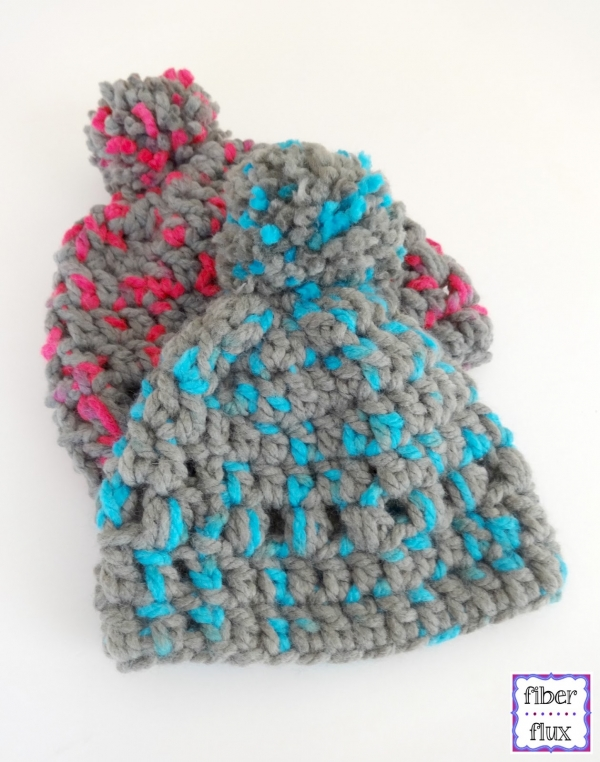 free crochet hat pattern for kids